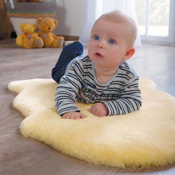 Baby Lammfell Parkano, grau 1778