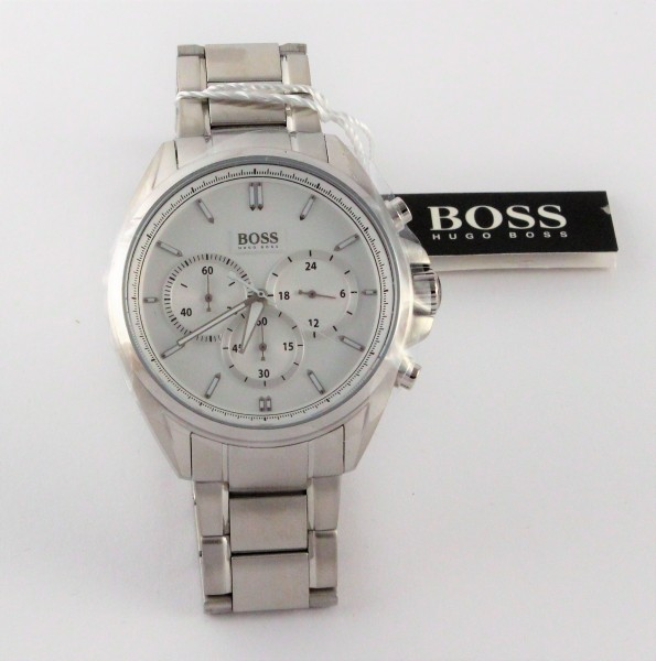 Hugo Boss Black Herrenuhr Sport Driver Chronograph 1513039